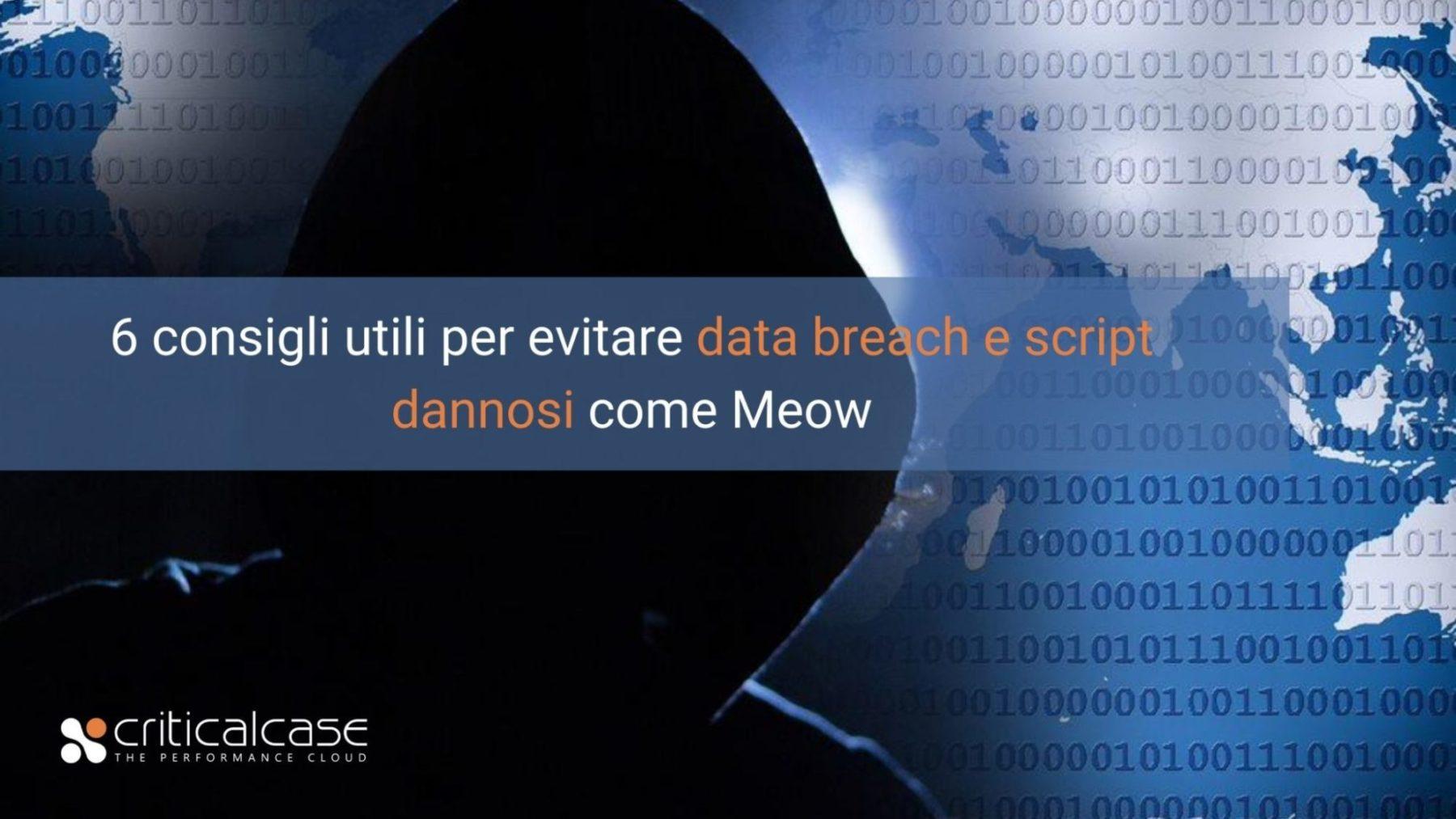 """Attacco """"Meow"""" distrugge migliaia di database Elasticsearch e MongoDB"""