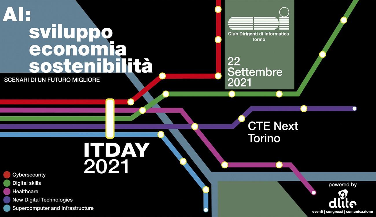 ITDay 2021 - Club Dirigenti Informatica